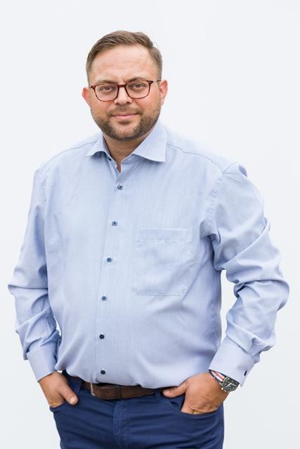 Cyril Knecht, Geschäftsleiter Widmer Rollladen AG Gossau ZH